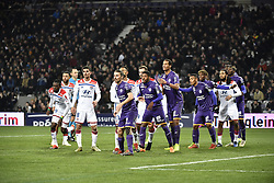 January 16, 2019 - Toulouse, France - TFC vs OL (Credit Image: © Panoramic via ZUMA Press)