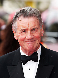 Michael Palin  arriving at the BAFTA Television Awards in London, Sunday, May 12th  2013.  Photo by: Stephen Lock / i-Images