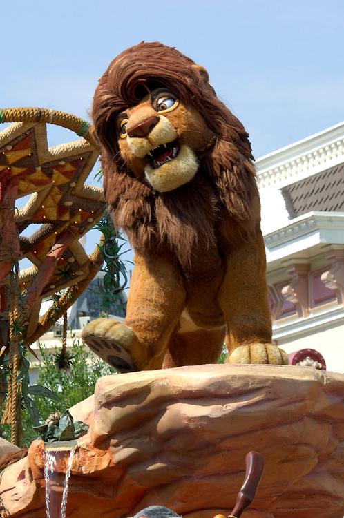 Main Street Parade, Disneyland Park, Theme Park, Disney Resort, Los Angeles, California, United States of America