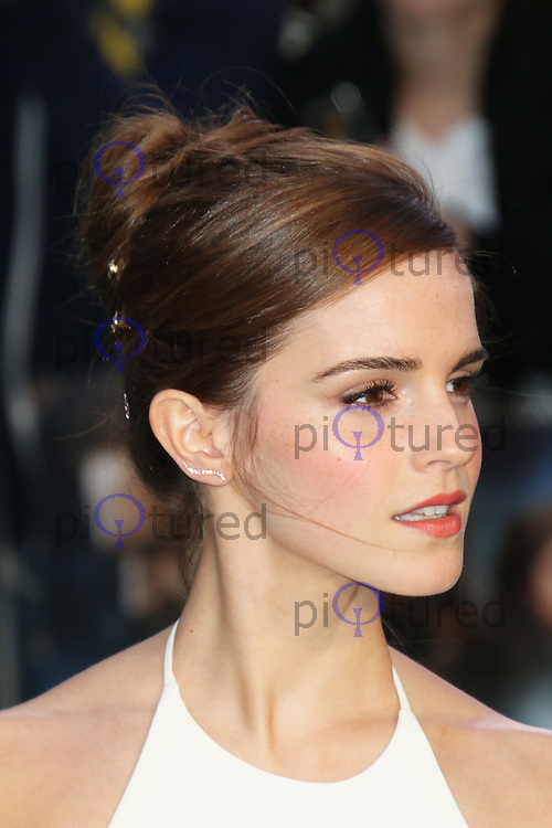Emma Watson, Noah - UK film premiere, Odeon Leicester Square, London UK, 31 March 2014, Photo by Richard Goldschmidt
