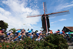 The gets underway at Boels Ladies Tour 2019 - Stage 1, a 123 km road race from Stramproy to Weert, Netherlands on September 4, 2019. Photo by Sean Robinson/velofocus.com