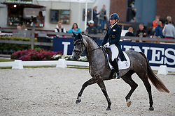 Österholm Yvonne, FIN, Fiera Girl<br /> Longines FEI/WBFSH World Breeding Dressage Championships for Young Horses - Ermelo 2017<br /> © Hippo Foto - Dirk Caremans<br /> 03/08/2017