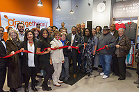 """The new Orangetheory Fitness located at 5111 S. Harper celebrated its grand opening Thursday, December 7, 2017 with a ribbon cutting ceremony sponsored by the Hyde Park Chamber of Commerce.<br /> Executive Director of the Hyde Park Chamber of Commerce, Wallace Goode<br /> General Manager of the Hyde Park Herald, Sue Walker<br /> Adam Jordan Marks of the Hyde Park Chamber of Commerce<br /> Wendy Walker Williams<br /> Sue Malone of the Hyde Park Herald<br /> Owner of Orangetheory Fitness, Derek Hearne<br /> Hyde Park Chamber of Commerce Member, Laurel Stratford<br /> Hyde Park Chamber of Commerce member, Ann Marie Miles<br /> Nichols Park Advisory Council President, Stephanie Franklin<br /> Hyde Park Chamber of Commerce Member, Bennie Currie<br /> Hyde Park Chamber of Commerce Volunteer, J. L. Jordan III<br /> Hyde Park Chamber of Commerce Member, Harry Parson<br /> Orangetheory Fitness Owner, Adryenne Hearne-Alvarez<br /> Caprice Lindsay of the Hyde Park Bank<br /> Hyde Park Chamber of Commerce Board President and owner of the Kimbark Beverage Shoppe, Jonathan Swain<br /> Hyde Park Chamber of Commerce board member owner of Ph07 Interactive, Phil Moy<br /> <br /> <br /> Please 'Like' """"Spencer Bibbs Photography"""" on Facebook.<br /> <br /> Please leave a review for Spencer Bibbs Photography on Yelp.<br /> <br /> All rights to this photo are owned by Spencer Bibbs of Spencer Bibbs Photography and may only be used in any way shape or form, whole or in part with written permission by the owner of the photo, Spencer Bibbs.<br /> <br /> For all of your photography needs, please contact Spencer Bibbs at 773-895-4744. I can also be reached in the following ways:<br /> <br /> Website – www.spbdigitalconcepts.photoshelter.com<br /> <br /> Text - Text """"Spencer Bibbs"""" to 72727<br /> <br /> Email – spencerbibbsphotography@yahoo.com"""