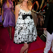 NLD/Amsterdam/20080610 - Premiere Sex and the City, winnares Holland next topmodel 2008 Ananda Marchildon