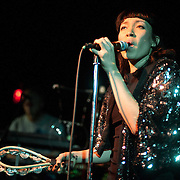 WASHINGTON, D.C. - January 22nd, 2011: Sweden's Little Dragon performs in front of a sold-out crowd at the Black Cat in Washington, D.C.  (Photo by Kyle Gustafson/For The Washington Post)