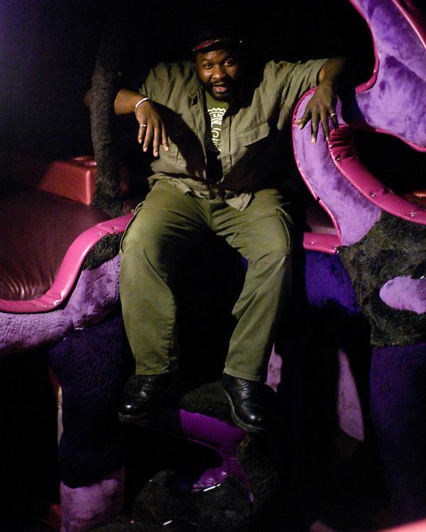 Mustafa, FK5, LOVE Nightclub, NYC