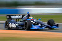 Rubens Barrichello, INDYCAR Spring Training, Sebring International Raceway, Sebring, FL 03/05/12-03/09/12