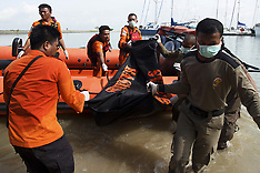 Indonesia: Sink Of Ship Indonesian Illegal Workers, 4 Nov. 2016