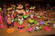Souvenir Mulata dolls for tourists.