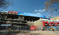 Ellis Park Stadium Johannesburg South Africa Opening Ceremony Confederations Cup 2009 14.06.2009.