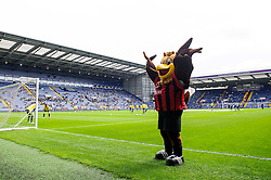 A West Brom mascot on the pitch before kick off - Photo mandatory by-line: Rogan Thomson/JMP - 07966 386802 - 12/04/2014 - SPORT - FOOTBALL - The Hawthorns Stadium - West Bromwich Albion v Tottenham Hotspur - Barclays Premier League.