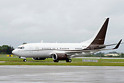 Koning Willem Alexander en Koningin Maxima<br /> komen aan op de luchthaven van Dublin voor het staatsbezoek in Ierland <br /> <br /> King Willem Alexander and Queen Maxima arrive at Dublin airport for the state visit to Ireland
