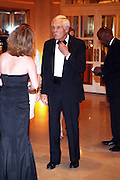 Ted Turner at Children's Cancer & Blood Foundation Breakthrough Ball held at The Plaza Hotel on October 20, 2009..