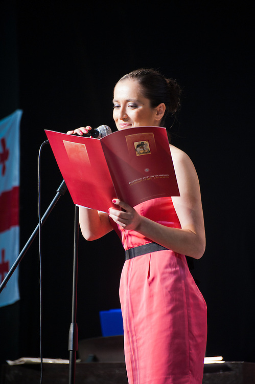 Concert of the Georgian community in Athens celebrating the Georgian Independence Day. <br /> <br /> On May 26, 1918 National Council of Georgia declared national independence of Georgian people and creation of Democratic Republic of Georgia. The statehood of Georgia was restored after 117 years