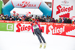 17.12.2017, Nordische Arena, Ramsau, AUT, FIS Weltcup Nordische Kombination, Skisprung, im Bild Lukas Greiderer (AUT) // Lukas Greiderer of Austria during Skijumping Competition of FIS Nordic Combined World Cup, at the Nordic Arena in Ramsau, Austria on 2016/12/17. EXPA Pictures © 2017, PhotoCredit: EXPA/ Dominik Angerer