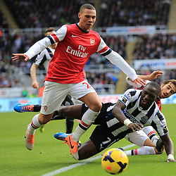 Newcastle v Arsenal | Premiership | 29 December 2013