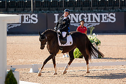 Dr Trabert Angelika, GER, Diamond's Shine<br /> World Equestrian Games - Tryon 2018<br /> © Hippo Foto - Sharon Vandeput<br /> 22/09/2018