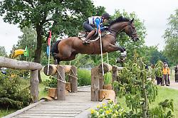 Bohe Stephanie, (GER), Haytom   <br /> Cross country - CIC3* Luhmuhlen 2016<br /> © Hippo Foto - Jon Stroud<br /> 18/06/16