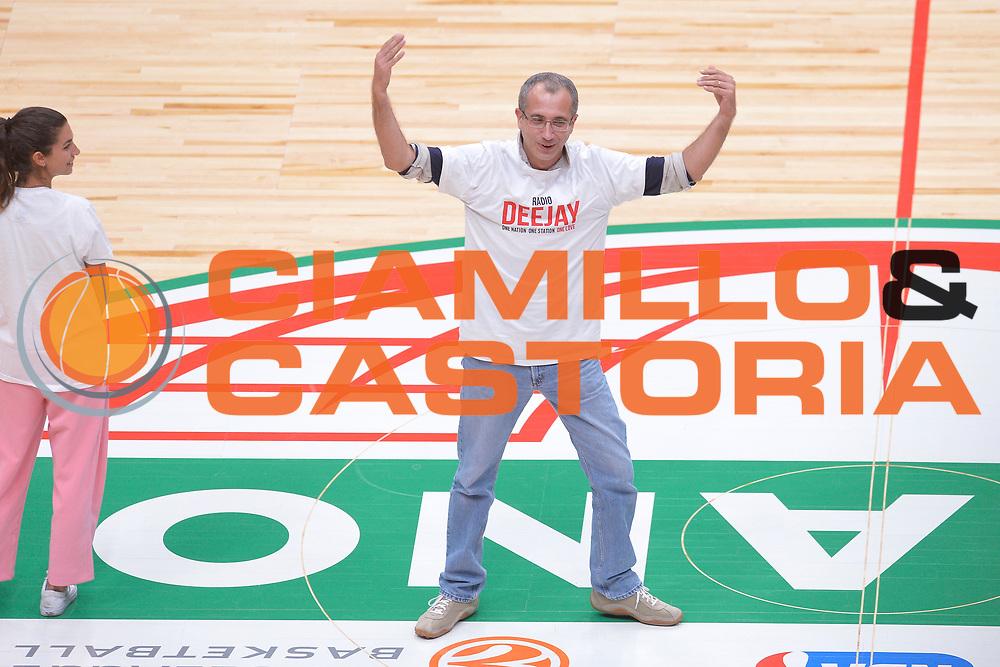 DESCRIZIONE : Milano NBA Global Games EA7 Olimpia Milano - Boston Celtics<br /> GIOCATORE : <br /> CATEGORIA : <br /> SQUADRA :  <br /> EVENTO : NBA Global Games 2016 <br /> GARA : NBA Global Games EA7 Olimpia Milano - Boston Celtics<br /> DATA : 06/10/2015 <br /> SPORT : Pallacanestro <br /> AUTORE : Agenzia Ciamillo-Castoria/IvanMancini<br /> Galleria : NBA Global Games 2016 Fotonotizia : NBA Global Games EA7 Olimpia Milano - Boston Celtics
