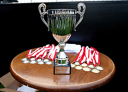 BCCT EFL Kids Cup trophy and medals - Mandatory by-line: Robbie Stephenson/JMP - 23/11/2016 - FOOTBALL - South Bristol Sports Centre - Bristol, England - BCCT EFL Kids Cup