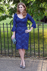 Princess Beatrice arriving at the Serpentine Gallery summer party in London, Wednesday, 26th June 2013<br /> Picture by Stephen Lock / i-Images