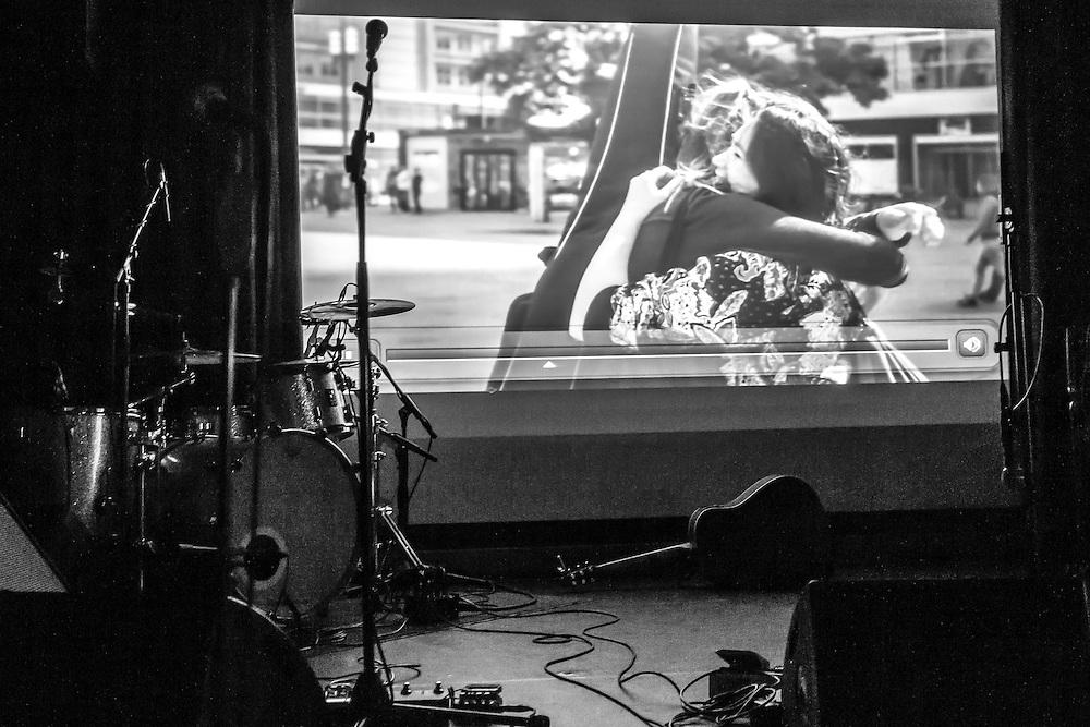 Germany - Deutschland - BIMM Institute Berlin; Open DAY at Private Club, 19.09.2015; © Christian Jungeblodt
