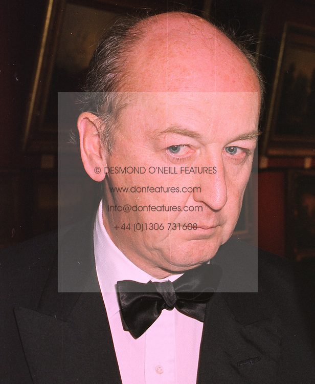 THE MARQUESS OF HARTINGTON at a reception in London on 10th November 1997.MDD 3