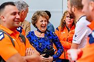 Prinses Margriet bezoekt Militair Revalidatiecentrum Aardenburg en Invictus Games-team