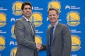 20140520 - Golden State Warriors Steve Kerr Press Conference