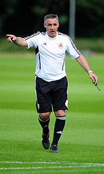 Bristol City's new assistant manager, John Pemberton - Photo mandatory by-line: Dougie Allward/JMP - Tel: Mobile: 07966 386802 27/06/2013 - SPORT - FOOTBALL - Bristol -  Bristol City - Pre Season Training - Npower League One