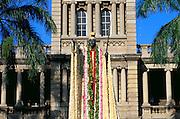 King Kamehameha Statue, Honolulu, Oahu, Hawaii, USA<br />