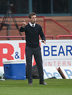 Dundee&rsquo;s interim manager Neil McCann - Dundee v Ross County, in the Ladbrokes Scottish Premiership at Dens Park, Dundee, Photo: David Young<br /> <br />  - &copy; David Young - www.davidyoungphoto.co.uk - email: davidyoungphoto@gmail.com