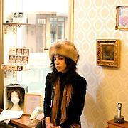 Portrait for Reykjavik to Reykjavik book. 2010.