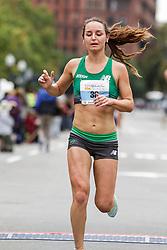 Tufts Health Plan 10K for Women, New Balance Boston, Katie Messina