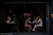 Restaurant at Bedford Avenue, Brooklyn, New York