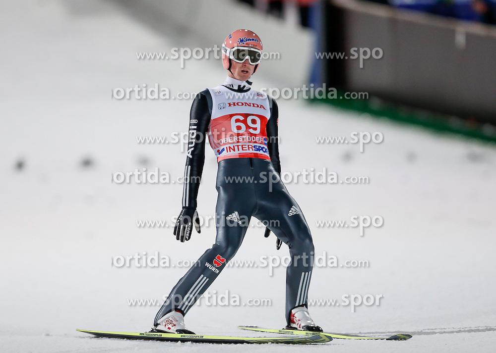 28.12.2013, Schattenbergschanze, Oberstdorf, GER, FIS Ski Sprung Weltcup, 62. Vierschanzentournee, Qualifikation, im Bild Severin Freund (GER) // Severin Freund of Germany during Qualification of 62th Four Hills Tournament of FIS Ski Jumping World Cup at Schattenbergschanze, Oberstdorf, Germany on 2013/12/28. EXPA Pictures © 2013, PhotoCredit: EXPA/ Peter Rinderer