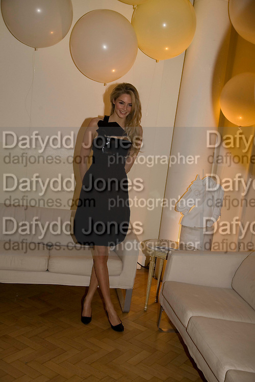 TAMZIN EGERTON, Vogue Fantastic  Fashion Fantasy Party in association with  Van Cleef and Arpels and to celebrate Vogue's secret address book. 1 Marylebone Rd. London. 3 November 2008 *** Local Caption *** -DO NOT ARCHIVE -Copyright Photograph by Dafydd Jones. 248 Clapham Rd. London SW9 0PZ. Tel 0207 820 0771. www.dafjones.com