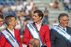 Philippaerts Nicola, BEL<br /> Longines FEI Jumping Nations Cup™ Final<br /> Barcelona 20128<br /> © Hippo Foto - Dirk Caremans<br /> 07/10/2018