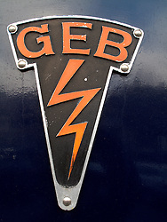 NETHERLANDS AMSTERDAM 02JAN09 - GEB electricity sign on the street in Amsterdam...jre/Photo by Jiri Rezac