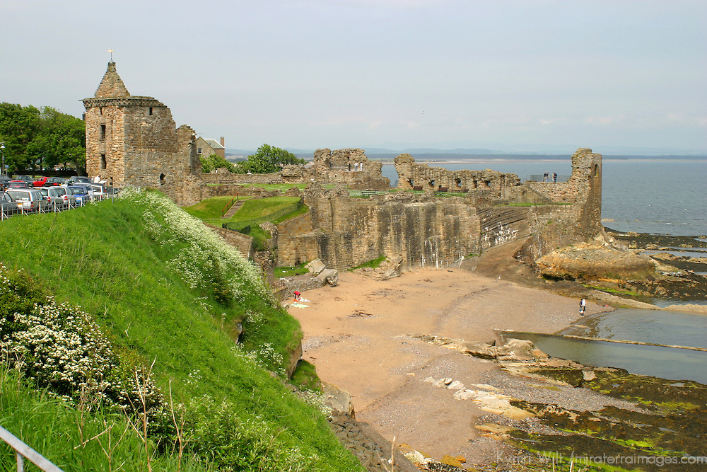 Europe, Great Britain, United Kingdom, Scotland, St. Andrews.