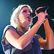 "SILVER SPRING, MD- January 20th, 2013 - English singer-songwriter Ellie Goulding performs at the Fillmore Silver Spring in Silver Spring, MD. Following the success of her 2011 single, ""Lights,"" her sophomore album ""Halcyon"" debuted at number two on the UK Albums Chart, and number nine on the US Billboard Chart. ( Photo by Kyle Gustafson/For The Washington Post)"