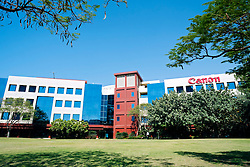 Canon office building at Dubai Internet City in United Arab Emirates UAE
