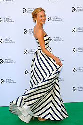 Novak Djokovic Foundation - London Gala Dinner<br /> Jelena Ristic attends the inaugural London fundraiser in aid of tennis champion's foundation raising funds for vulnerable and disadvantaged children, especially in his native Serbia. Takes place day after men's Wimbledon final. Roundhouse, Chalk Farm Road, London, United Kingdom<br /> Monday, 8th July 2013<br /> Picture by Chris Joseph / i-Images