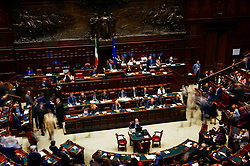 Confidence vote for the new government at the Italian Chamber of Deputies on June 6, 2018 in Rome, Italy. Christian Mantuano / OneShot