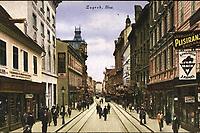 Zagreb : Ilica. <br /> <br /> ImpresumZagreb : Naklada S. Marković, [1920 - 1930].<br /> Materijalni opis1 razglednica : tisak ; 9 x 14 cm.<br /> NakladnikNaklada S. Marković<br /> Vrstavizualna građa • razglednice<br /> ZbirkaZbirka razglednica • Grafička zbirka NSK<br /> ProjektPozdrav iz Zagreba • Pozdrav iz Hrvatske<br /> Formatimage/jpeg<br /> PredmetZagreb –– Ilica<br /> Jezikhrvatski<br /> SignaturaRZG-ILIC-29<br /> Obuhvat(vremenski)20. stoljeće<br /> NapomenaPutovala je 1927. godine<br /> PravaJavno dobro<br /> Identifikatori000945758<br /> NBN.HRNBN: urn:nbn:hr:238:574198 <br /> <br /> Izvor: Digitalne zbirke Nacionalne i sveučilišne knjižnice u Zagrebu