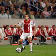 NLD/Amsterdam/20060823 - Ajax - FC Kopenhagen, John Heitinga