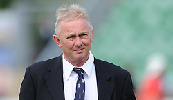 Former England Cricketer Tony Pigott- Photo mandatory by-line: Harry Trump/JMP - Mobile: 07966 386802 - 14/06/15 - SPORT - CRICKET - LVCC County Championship - Division One - Day One - Somerset v Nottinghamshire - The County Ground, Taunton, England.