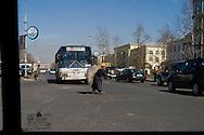 Mongolia. Ulaanbaatar. homeless people in Ulaanbaatar  Mongolia