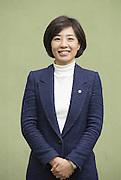 South Korean lawmaker Bae Jae-Jeong in Busan, South Korea, March 13, 2016.  Photo by Lee Jae-Won (SOUTH KOREA)  www.leejaewonpix.com