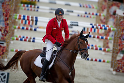 Beerbaum Ludger, (GER), Casello<br /> Furusiyya FEI Nations Cup Jumping Final - Barcelona 2016<br /> © Hippo Foto - Dirk Caremans<br /> 22/09/16